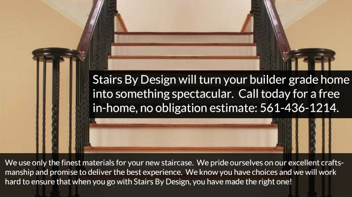 Staircase Design in South Florida